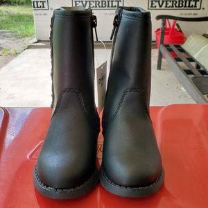 NEW! OshKosh B'Gosh veruca (toddler) zip boots